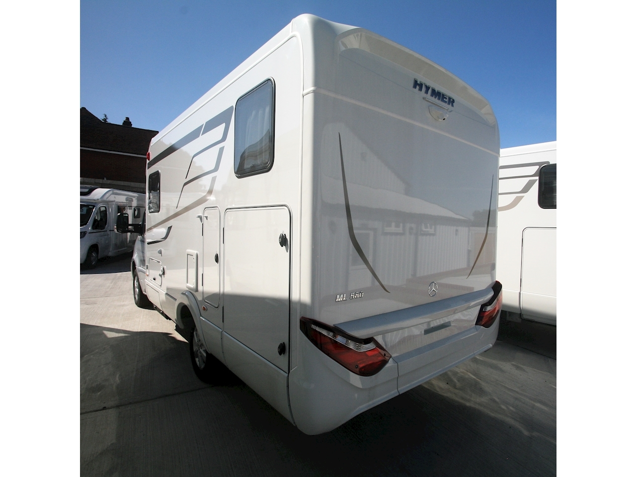 Hymer ML-T 580 - Large 1