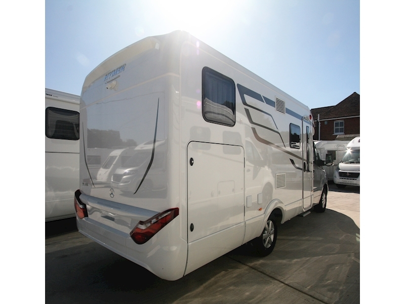 Hymer ML-T 580 - Large 2