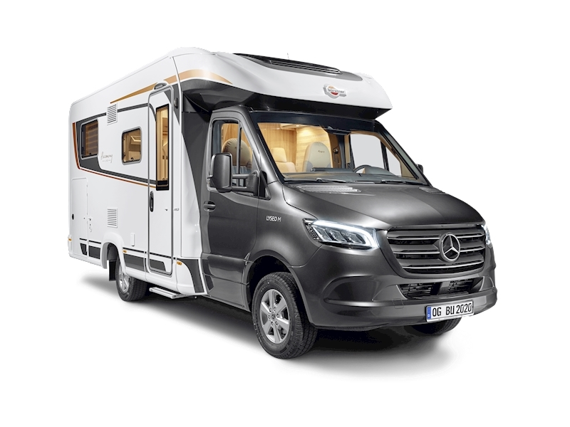 Lyseo M Harmony Mercedes 690 G 163 Motorhome Automatic Diesel