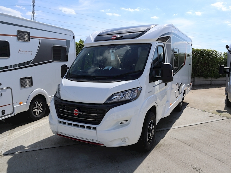 Travel Van T 620 G 2.3 Motorhome Manual Diesel
