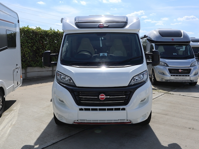 Burstner Travel Van T 620 G - Large 1