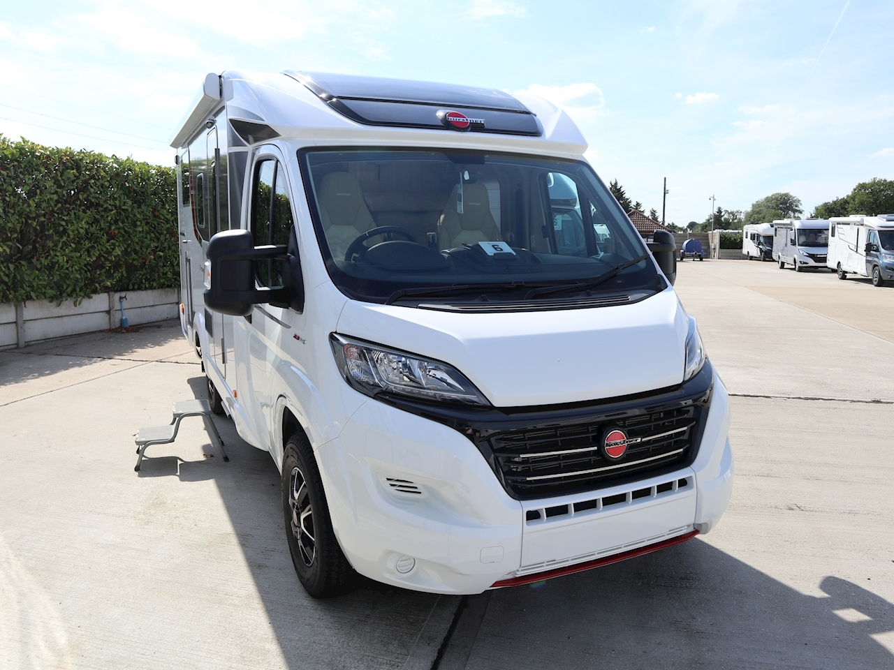 Burstner Travel Van T 620 G - Large 2