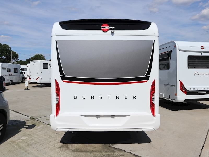 Burstner Travel Van T 620 G - Large 8