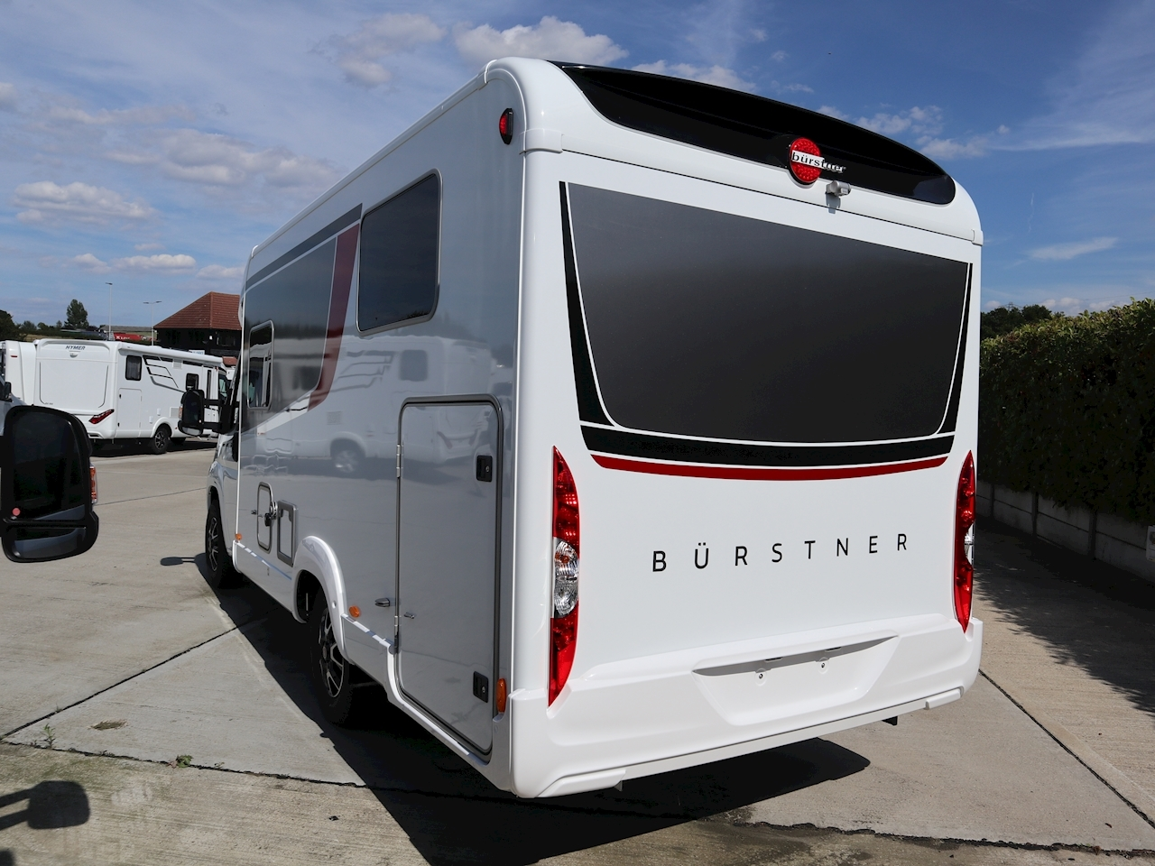 Burstner Travel Van T 620 G - Large 9