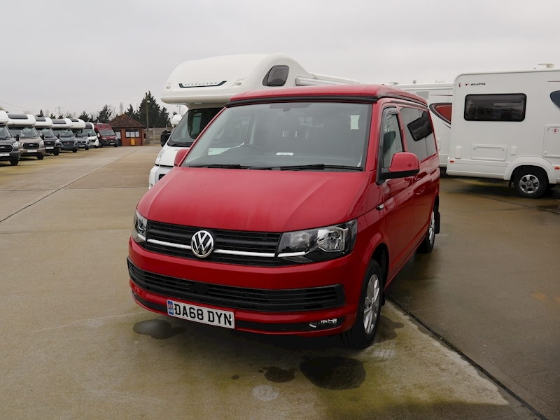 Volkswagen Camper King T6 - Large 0