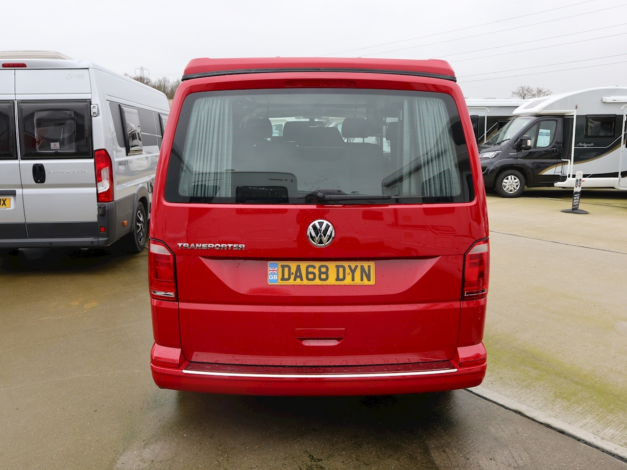 Volkswagen Camper King T6 - Large 6