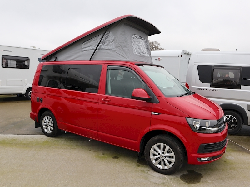 Volkswagen Camper King T6 - Large 10