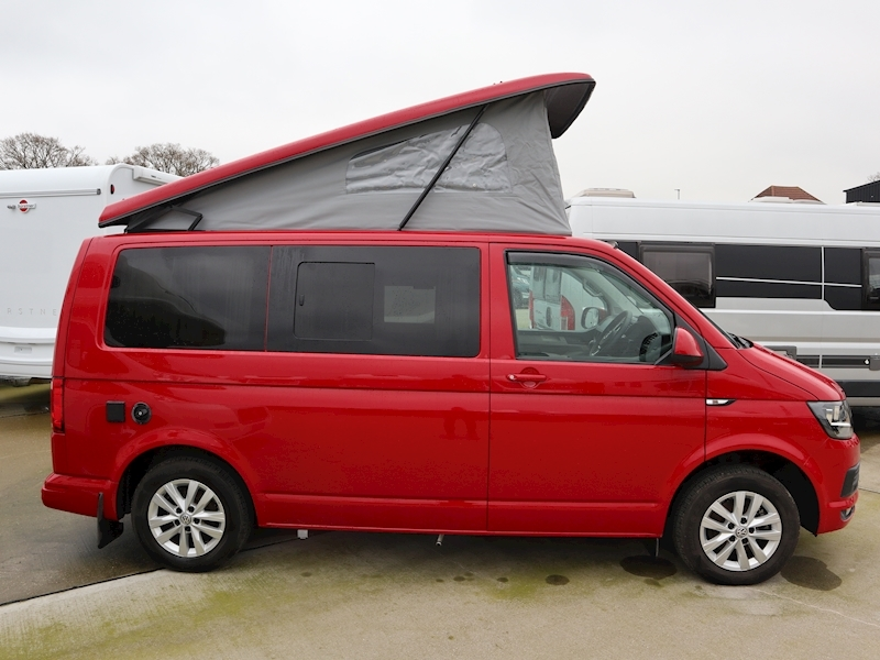 Volkswagen Camper King T6 - Large 11