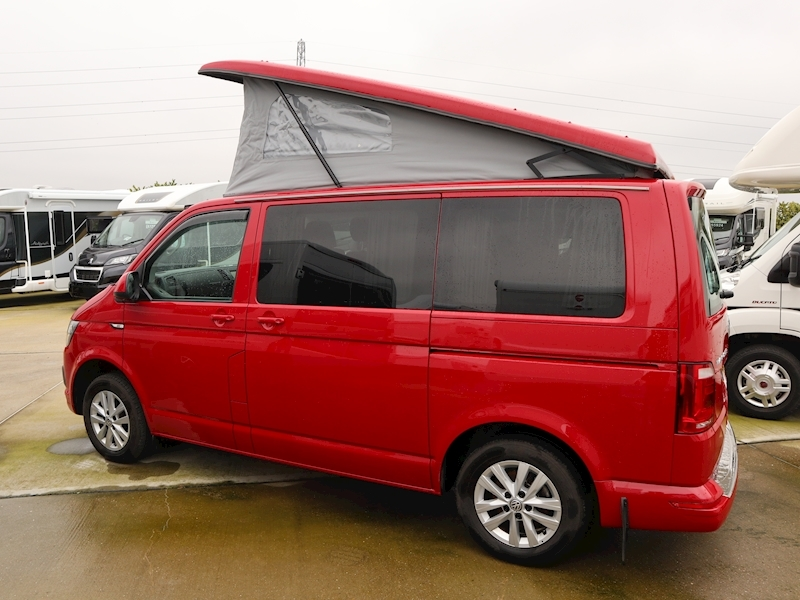 Volkswagen Camper King T6 - Large 13