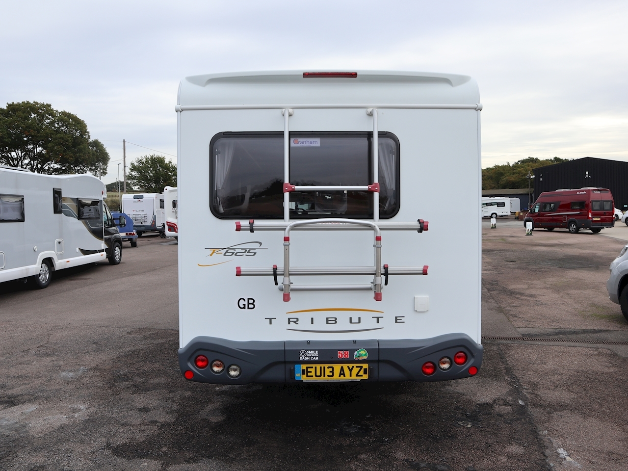 Ford Auto Trail Tribute T 625 - Large 3