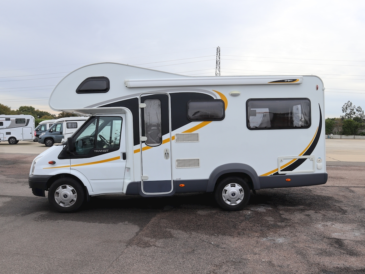 Ford Auto Trail Tribute T 625 - Large 4