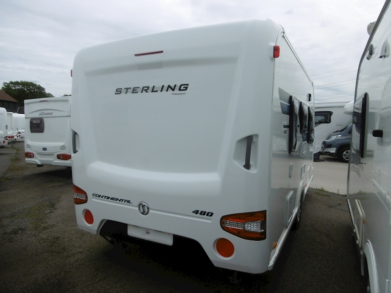 Sterling Continental 480 - Large 2