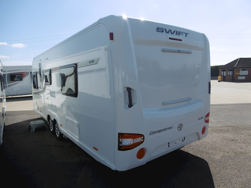 Swift Conqueror 630 - Large 2