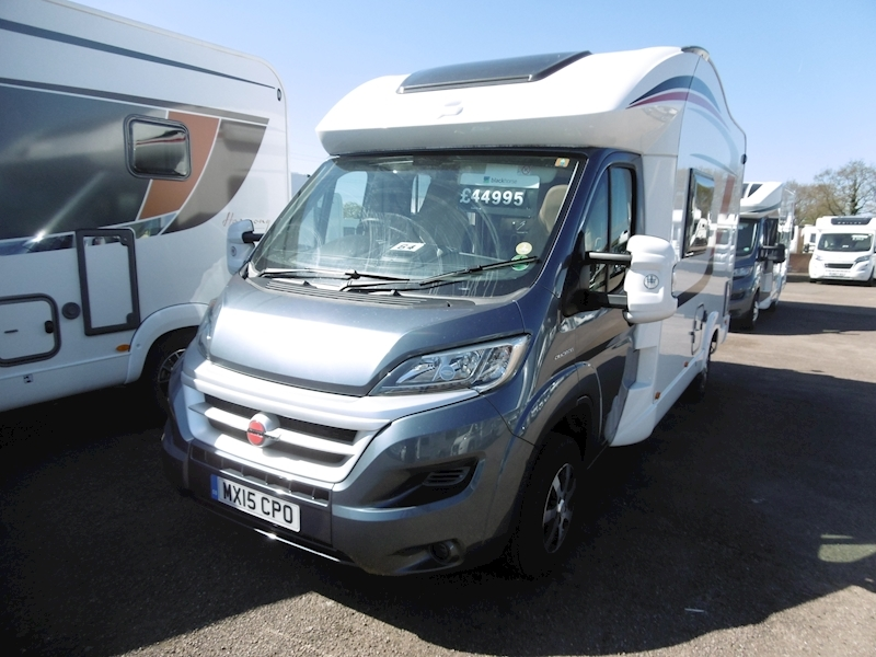 Ixeo Sovereign 586 2.3 Motorhome Manual Diesel