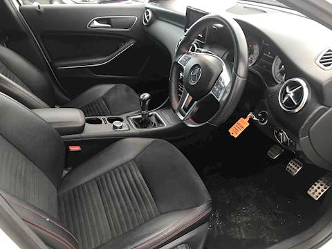 Mercedes-Benz A-Class A200 Cdi Amg Sport Hatchback 2.1 Manual Diesel