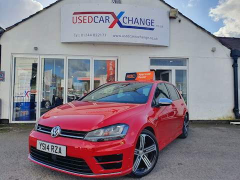 Volkswagen Golf R Hatchback 2.0 Manual Petrol