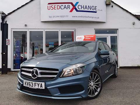 Mercedes-Benz A-Class A220 Cdi Blueefficiency Amg Sport Hatchback 2.1 Automatic Diesel