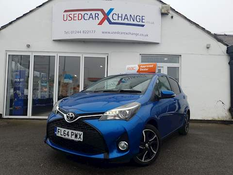 Toyota Yaris Vvt-I Sport Hatchback 1.3 Manual Petrol