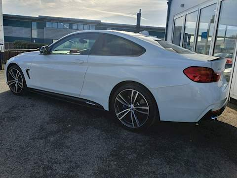 BMW 4 Series 430D Xdrive M Sport Coupe 3.0 Automatic Diesel