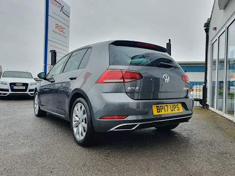 Volkswagen Golf Gt Tdi Bluemotion Technology Dsg Hatchback 2.0 Semi Auto Diesel
