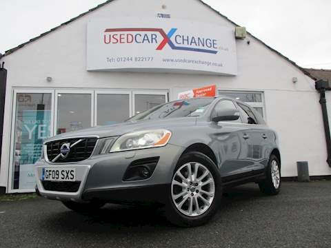 Volvo Xc60 D5 Se Lux Awd Estate 2.4 Manual Diesel