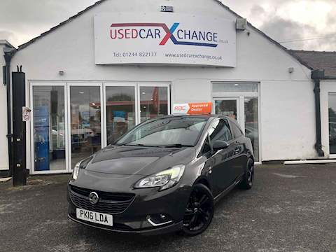 Vauxhall Corsa Limited Edition Ecoflex Hatchback 1.4 Manual Petrol