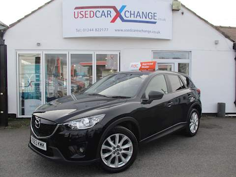 Mazda Cx-5 D Sport Nav Estate 2.2 Manual Diesel
