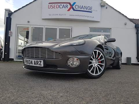 Aston Martin Vanquish V12 Coupe 5.9 Manual Petrol