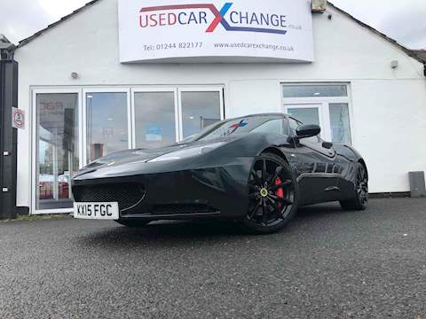 Lotus Evora V6 S Sports Racer 4 Coupe 3.5 Manual Petrol