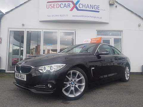 Bmw 4 Series 420I Luxury Coupe 2.0 Automatic Petrol