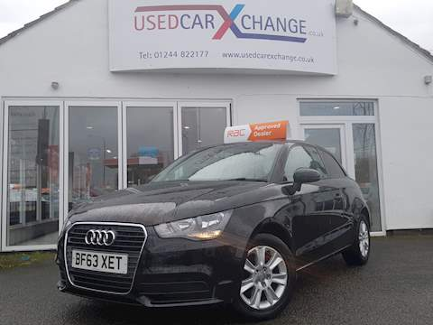 Audi A1 Tdi Se Hatchback 1.6 Manual Diesel