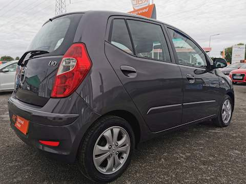 Hyundai i10 Active Hatchback 1.2 Manual Petrol