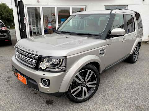 Land Rover Discovery 4 HSE Luxury 3.0 5dr SUV Automatic Diesel