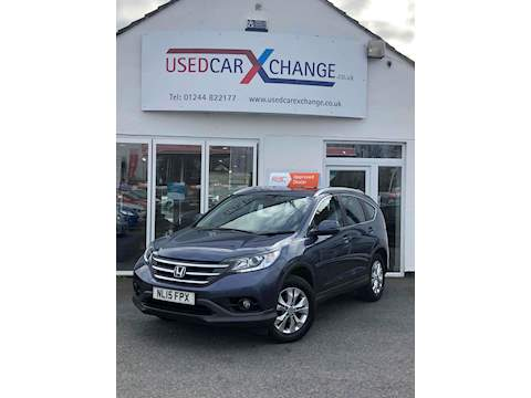Honda Cr-V I-Dtec Se-T Estate 1.6 Manual Diesel