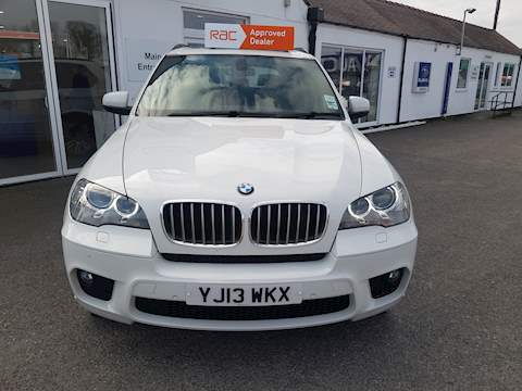 Bmw X5 Xdrive40d M Sport Estate 3.0 Automatic Diesel