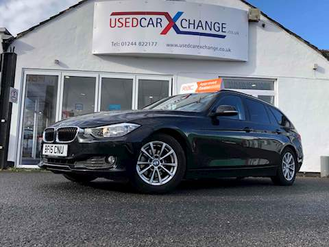 Bmw 3 Series 320D Efficientdynamics Business Touring Estate 2.0 Automatic Diesel