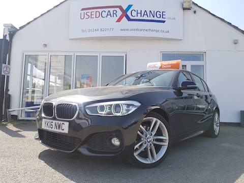 Bmw 1 Series 116D M Sport Hatchback 1.5 Automatic Diesel
