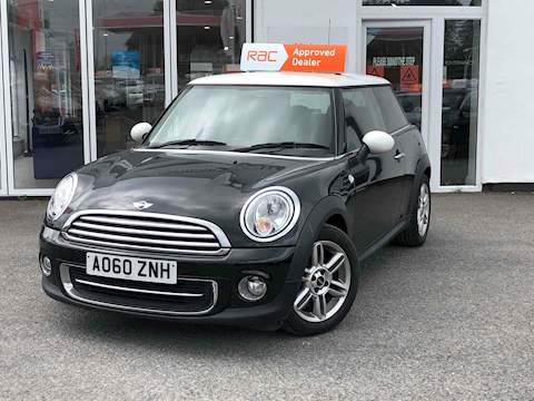 Mini Mini Cooper Hatchback 1.6 Manual Petrol