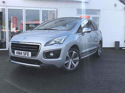 Peugeot 3008 Hdi Allure Hatchback 2.0 Automatic Diesel