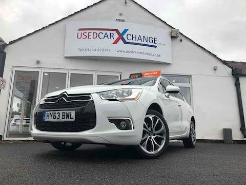 Citroen Ds4 E-Hdi Airdream Dstyle Hatchback 1.6 Manual Diesel