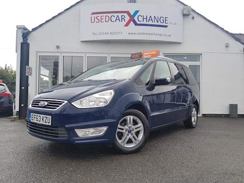Ford Galaxy Zetec Mpv 1.6 Manual Petrol