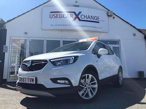 Vauxhall Mokka X Active S/S Hatchback 1.4 Manual Petrol