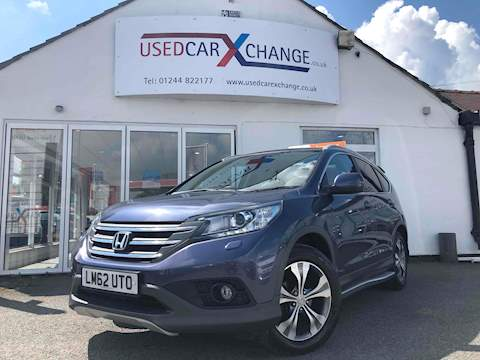 Honda Cr-V I-Vtec Ex Estate 2.0 Automatic Petrol