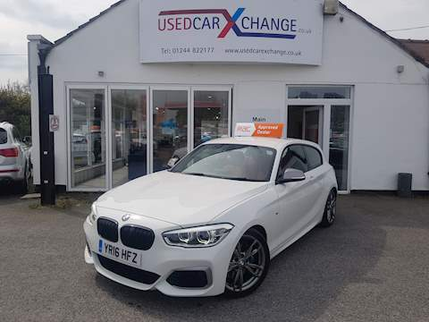 Bmw 1 Series M135i Hatchback 3.0 Manual Petrol