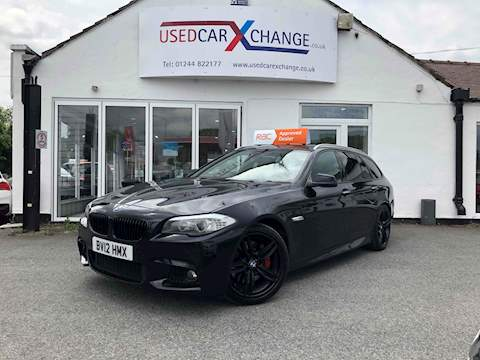 Bmw 5 Series 530D M Sport Touring Estate 3.0 Automatic Diesel