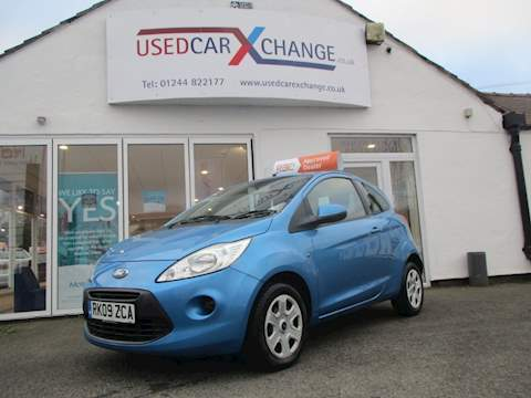 Ford Ka Style Plus Hatchback 1.2 Manual Petrol