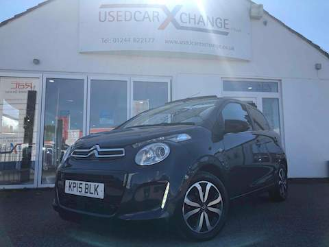 Citroen C1 Puretech Airscape Flair Hatchback 1.2 Manual Petrol
