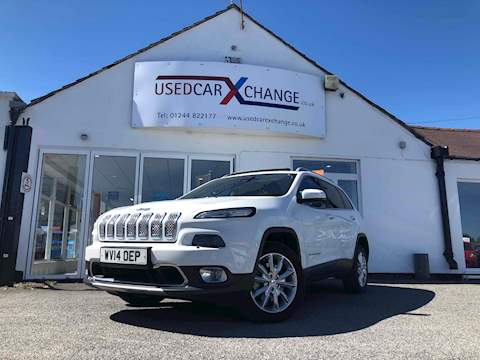Jeep Cherokee M-Jet Limited Estate 2.0 Automatic Diesel