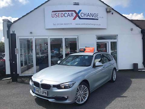 Bmw 3 Series 320D Xdrive Luxury Touring Estate 2.0 Automatic Diesel