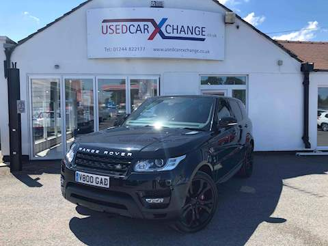 Land Rover Range Rover Sport V8 Autobiography Dynamic Estate 5.0 Automatic Petrol